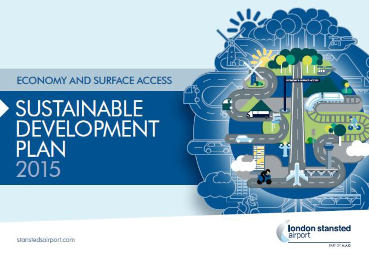 Sustainable Development Plan - Economy and Surface Access